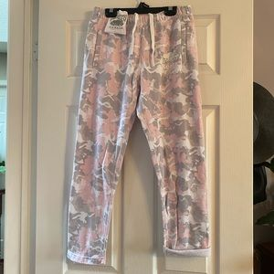 Roots ankle sweatpants